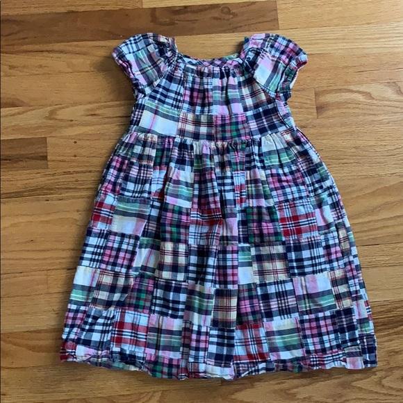 Baby Gap Madras Dress